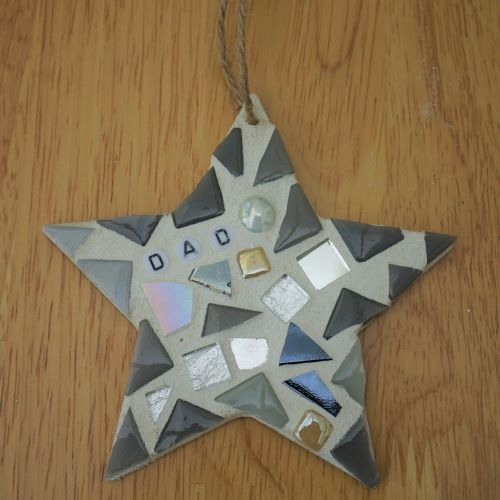 dad memorial star by gifts to celebrate and commemorate
