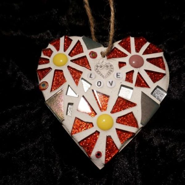 Love heart for Valentines Day by Gifts to Celebrate and Commemorate