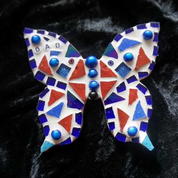 Butterfly memorial by Gifts to Celebrate and Commemorate