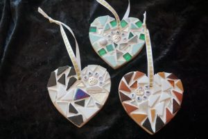 Pet memorial hearts by Gifts to Celebrate and Commemorate