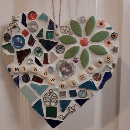 Mindfulness heart by Gifts to Celebrate and Commemorate