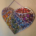 My first mosaic heart by Gifts to Celebrate and Commemorate