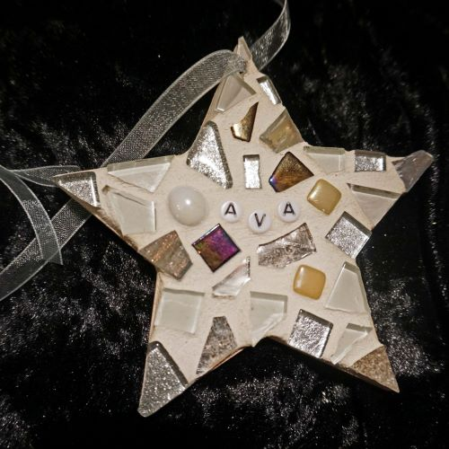 Celebration Mosaic star by Gifts to Celebrate and Commemorate